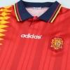 1994-96 Spain adidas Home Shirt M