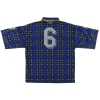 1994-96 St Johnstone Match Issue Third Shirt #6 XL
