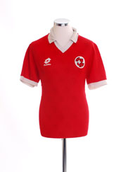 1994-96 Switzerland Home Shirt L