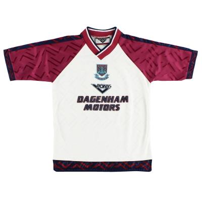 1994-96 West Ham Third Shirt L.Boys