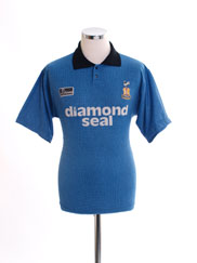 1994-97 Bradford City Away Shirt S