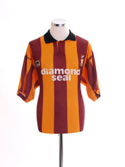 1994-97 Bradford City Home Shirt L