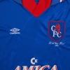 1994 Chelsea 'FA Cup Final' Home Shirt XL