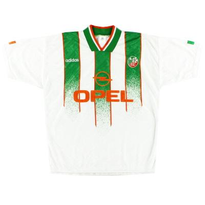 1994 Ireland Away Shirt L