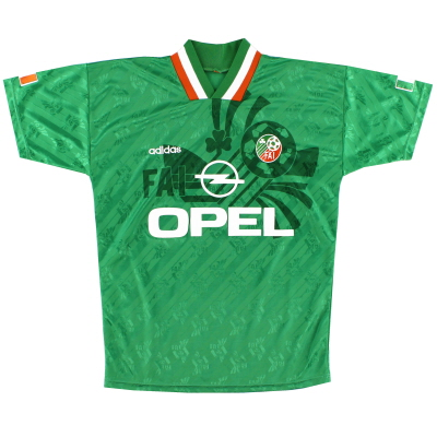 1994 Ireland Home Shirt XL