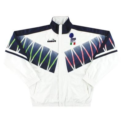 1994 Italy Diadora Track Jacket XL