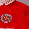 1994 Malta Match Issue Home Shirt #10 L/S L