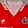 1994 Malta Match Issue Home Shirt #15 M