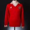 1994 Malta Match Issue Home Shirt #18 L/S L