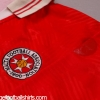 1994 Malta Match Issue Home Shirt #18 L/S L