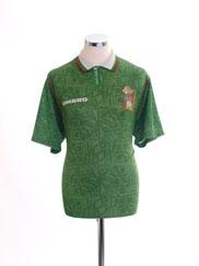 1994 Mexico Home Shirt L