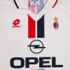 1995-96 AC Milan Away Shirt L/S XL