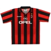 1995-96 AC Milan Home Shirt Boban #20 XXXL.Boys