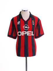 1995-96 AC Milan Home Shirt XL