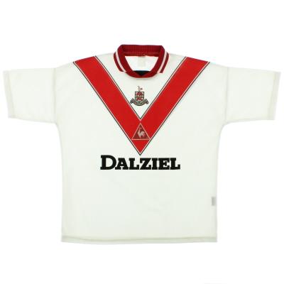 1995-96 Airdrieonians Home Shirt XL