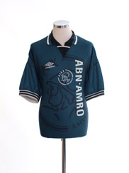 1995-96 Ajax Away Shirt