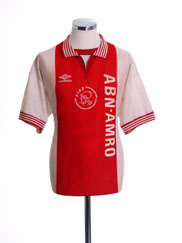 1996-97 Ajax Home Shirt L