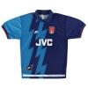 1995-96 Arsenal Nike Away Shirt Platt #7 XL