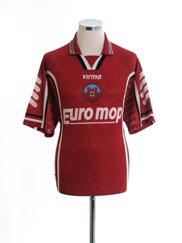 1995-96 AS Cittadella Home Shirt #7 XL