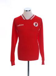 1995-96 Bari Away Shirt L/S XL