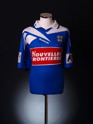 1995-96 Bastia Home Shirt XL