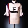 1995-96 Bayern Munich Away Shirt Matthaus #10 L