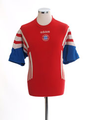 1995-96 Bayern Munich Training Top L