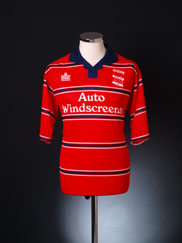 1995-96 Birmingham Away Shirt M