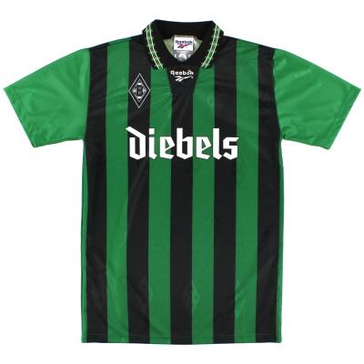 1995-96 Borussia Monchengladbach Away Shirt L