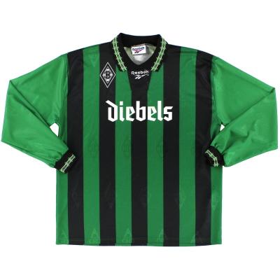 1995-96 Borussia Monchengladbach Away Shirt L/S XXL