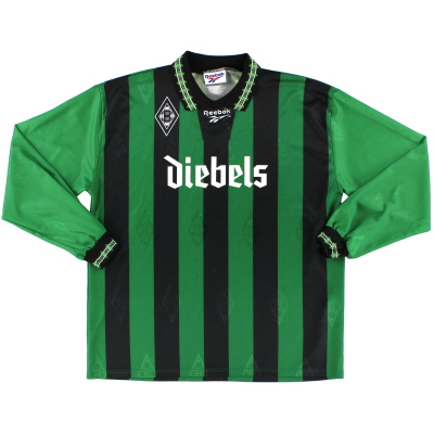 1995-96 Borussia Monchengladbach Away Shirt L/S XL