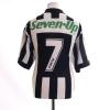 1995-96 Botafogo Home Shirt #7 *Mint* L