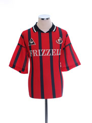 1995-96 Bournemouth Home Shirt #7 L