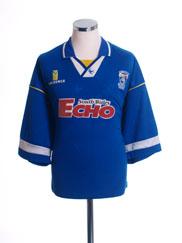 1995-96 Cardiff Home Shirt L