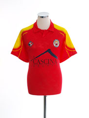1995-96 Castel di Sangro Home Shirt #11 XL