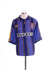 1995-96 Coventry Away Shirt *Mint* XL