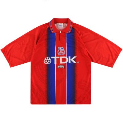 1995-96 Crystal Palace Home Shirt *Mint* L
