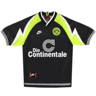 1995-96 Dortmund Nike Away Shirt XS