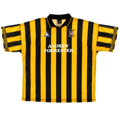 1995-96 East Fife Away Shirt *Mint* XL