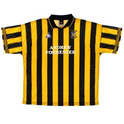 1995-96 East Fife Away Shirt *Mint* XL