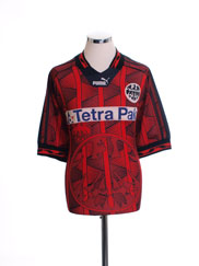 1995-96 Eintracht Frankfurt Home Shirt XL