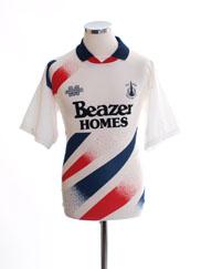 1995-96 Falkirk Away Shirt M
