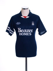 1995-96 Falkirk Home Shirt *Mint* S