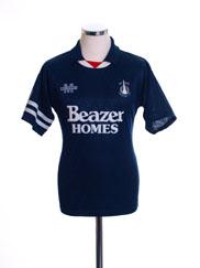 1995-96 Falkirk Home Shirt M