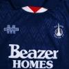 1995-96 Falkirk Home Shirt XL
