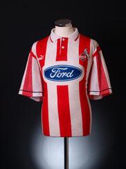 1995-96 FC Koln Home Shirt *Mint* L