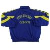 1995-96 Fenerbahce adidas Track Jacket XXL