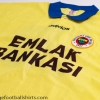 1995-96 Fenerbahce Away Shirt #10 *Mint* XXL