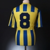 1995-96 Fenerbahce Match Issue Home Shirt #8 L