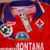 1995-96 Fiorentina Third Shirt Rui Costa #10 *BNWT* XL